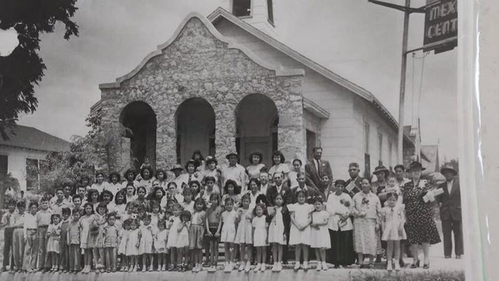 This Fort Worth church's name changed in 1958, but its tradition of service remains