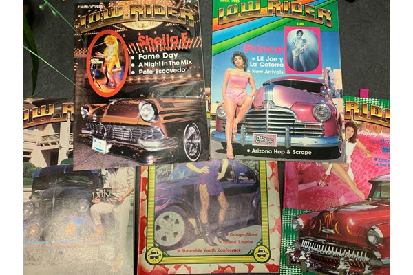 Lowrider Magazine Prints Last Issue
