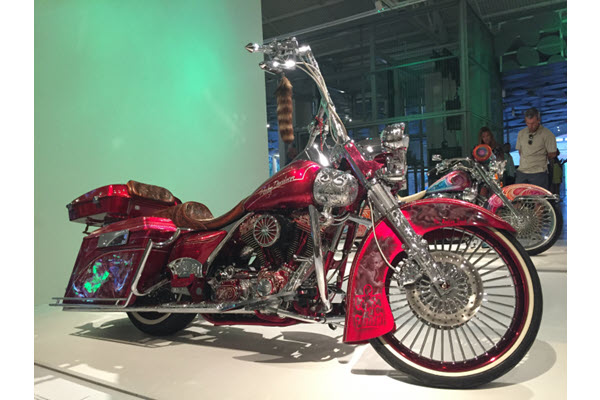 Vibrant Artistry and Camaraderie of Lowrider Culture