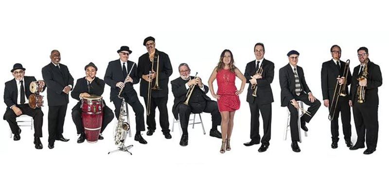 Random Acts With The Cool Cats: New Mexico Jazz Latino Orchestra