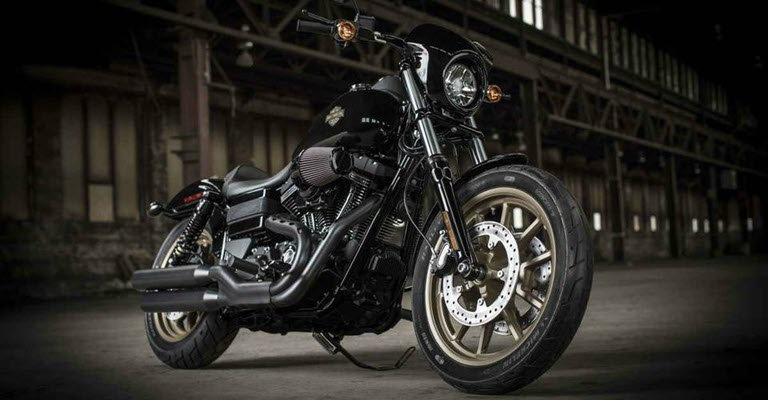 15 Facts You Didn't Know About Harley-Davidson's FX Low Rider