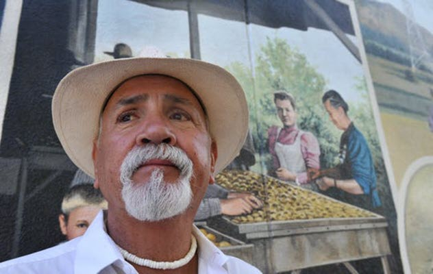 Giant of Chicano culture, Santa Paula's Xavier Montes dies