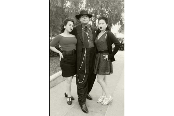 On The Zoot Suit Riots and Me
