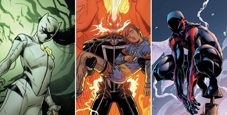 10 Most Powerful Hispanic Heroes Of Marvel Comics