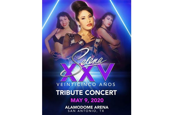 Selena's life and legacy, 25 years later, will be celebrated by Latino artists at big concert