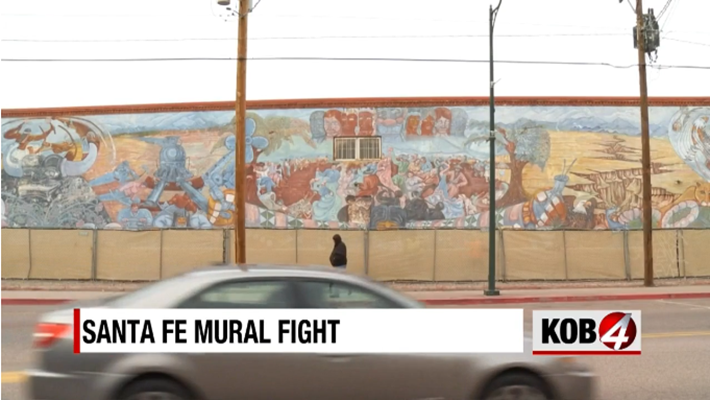 New Mexico plans on removing iconic Santa Fe mural