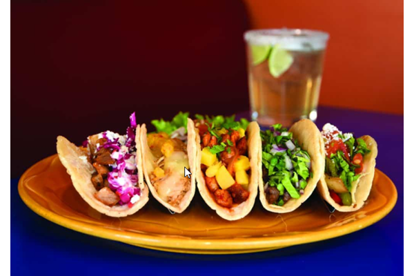 Mix old classics and new favorites at Los Amigos
