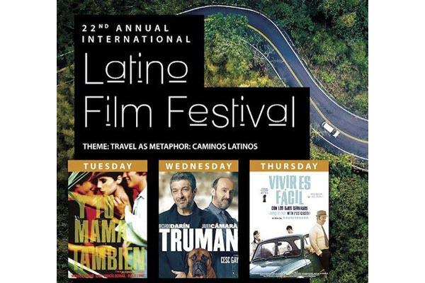 International Latino Film Festival free for CR students