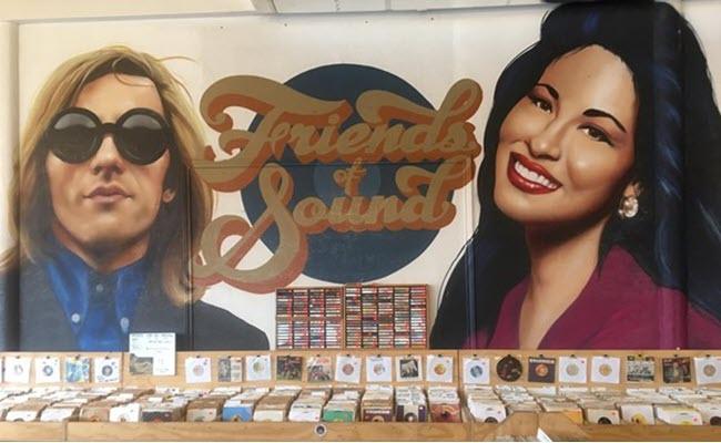 Record Stores Of San Antonio, Texas