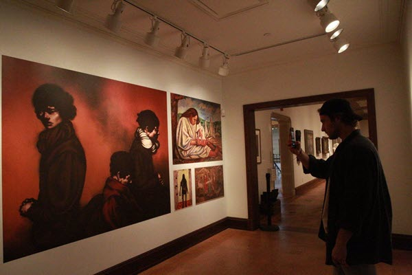 David Owsley Museum of Art exhibit 'Mexican Modernity' highlights Mexican artists and styles
