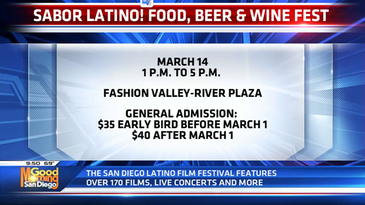 The 27th annual San Diego Latino Film Festival celebrates Latino cinema, arts & culture