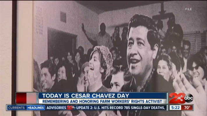 Cesar Chavez Day 2020
