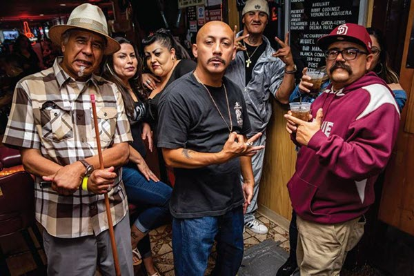 "Chicano Artist: Erik Herrera tells story of today's Chicano culture through new project ""Mirame"""