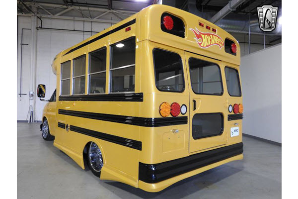 Real Life Hot Wheels GMC School Bus Is A Strange Way To Spend $90k