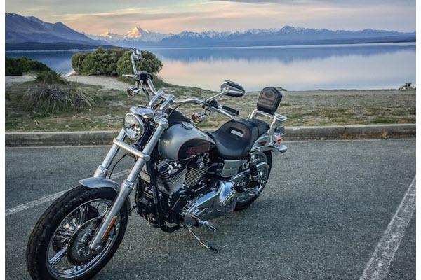 South Island Stunner – Harley-Davidson Lowrider