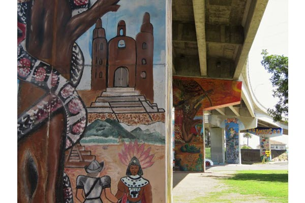 A Brief History of Chicano Park's 50 Years