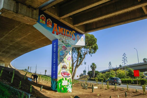 Chicano Park is 50 years old. Its history is as vibrant as its murals.