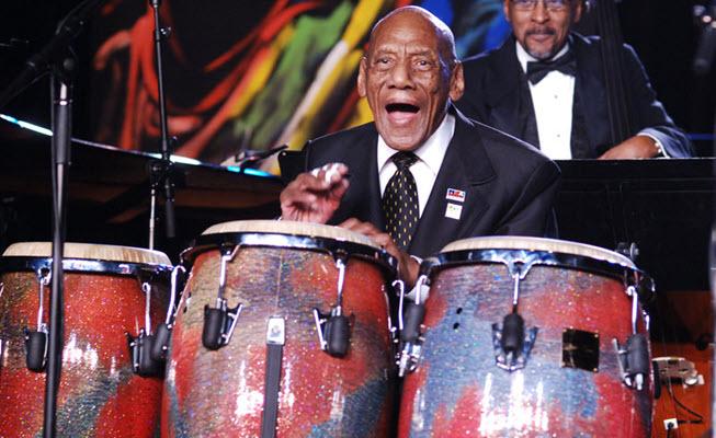 Cándido Camero, Latin Jazz Pioneer, Turns 99