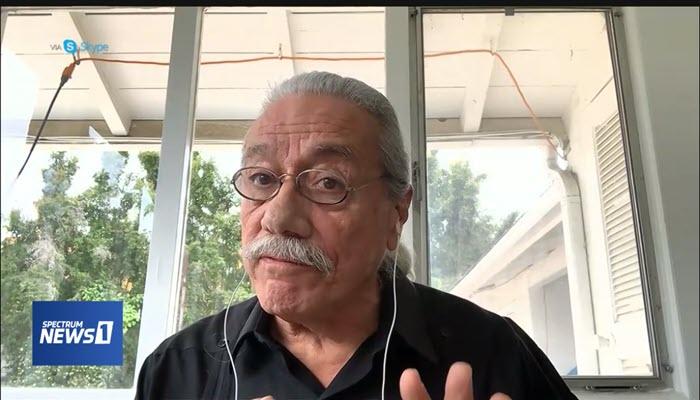 Edward James Olmos' LA Latino Film Festival Goes Online