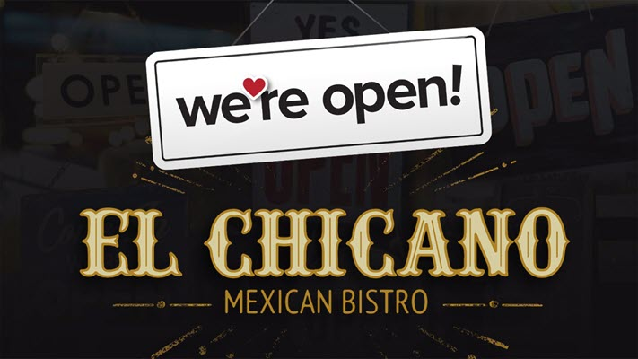 We're Open Omaha: El Chicano Mexican Bistro