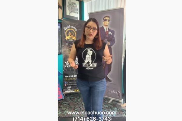 El Pachuco Zoot Suits Store Merchandise Virtual Tour