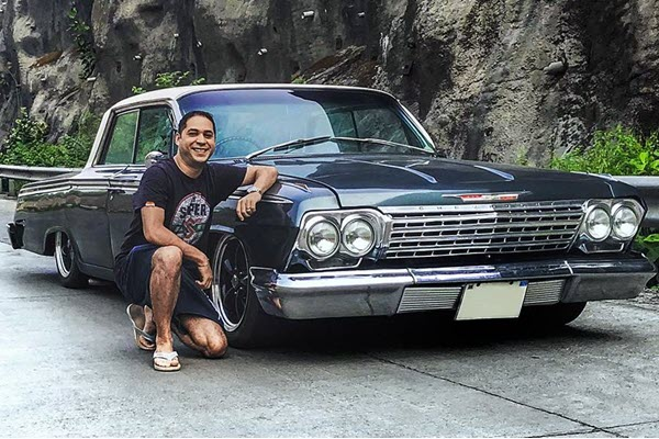 Me and my Cars: Neville Vazifdar
