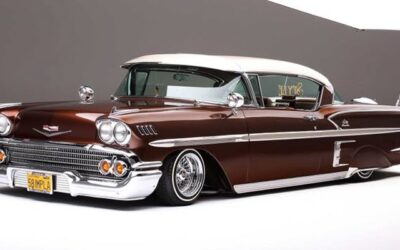 15 Sickest Chevrolet Impala Lowriders Ever