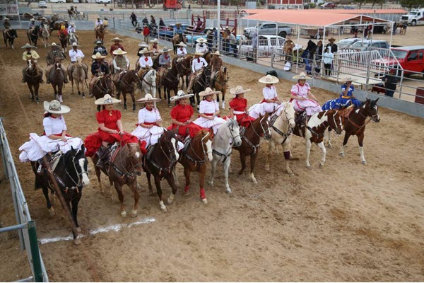 Escaramuza riders preserve piece of rural Latino culture
