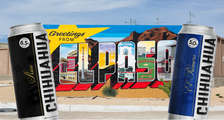 Chihuahua Cerveza Launches in El Paso, Texas, Through Glazer's Beer and Beverage