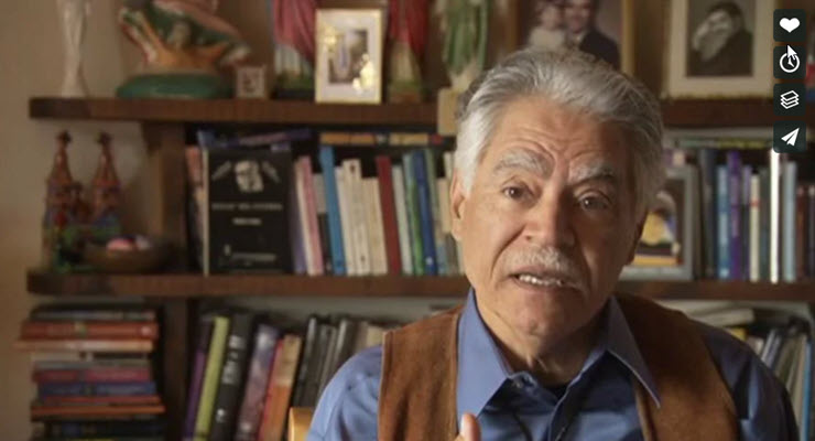 Beloved NM author Rudolfo Anaya passes away at 82
