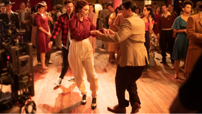 How 'Penny Dreadful: City of Angels' Choreographer Created Intimacy on the Dance Floor
