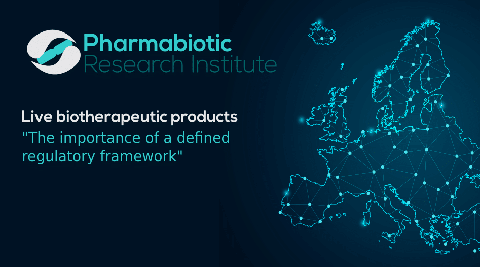 New live biotherapeutics will require regulatory and scientific innovation: the importance of a defined regulatory framework