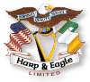 Harp & Eagle Limited Logo