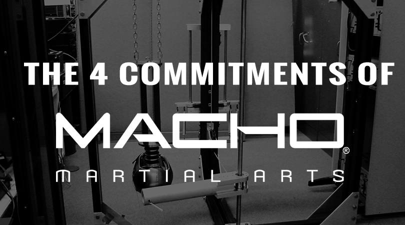 The 4 Commitments Of Macho