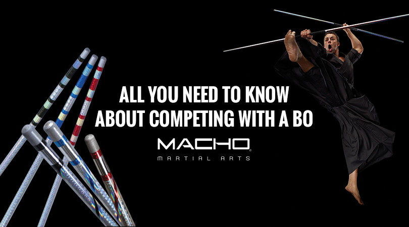 Should You Start Competing with Bo Staffs? We Say Yes and Here's Why.