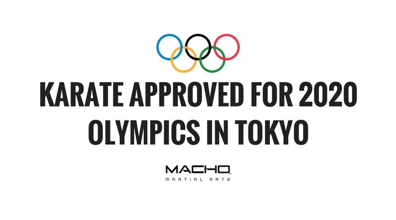 Karate Approved For 2020 Olympics In Tokyo