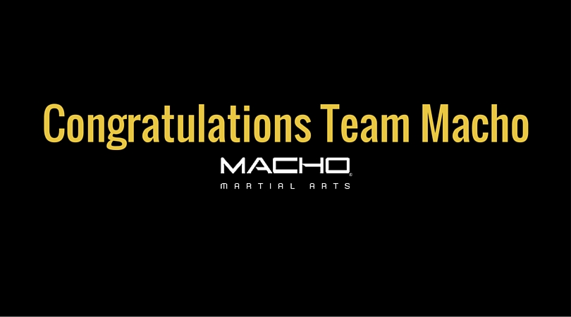 Team Macho's 2015 in Review