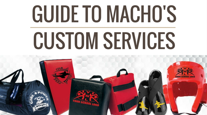 Guide To Macho's Custom Services
