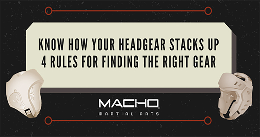 4 Rules to Follow to Find the Right Headgear
