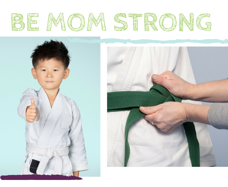 Be Mom Strong