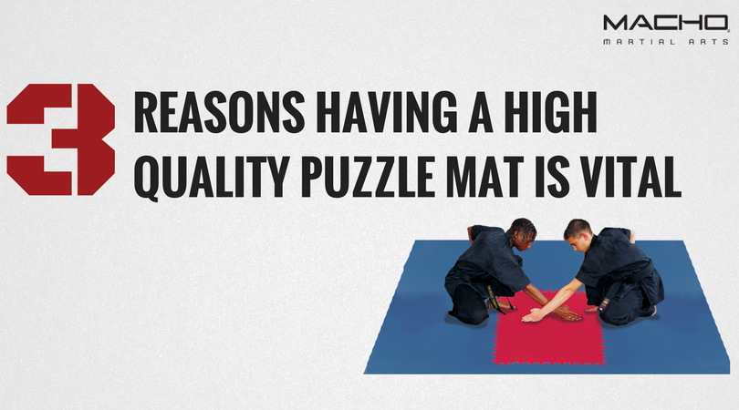 3 Reasons Having A High Quality Puzzle Mat Is Vital