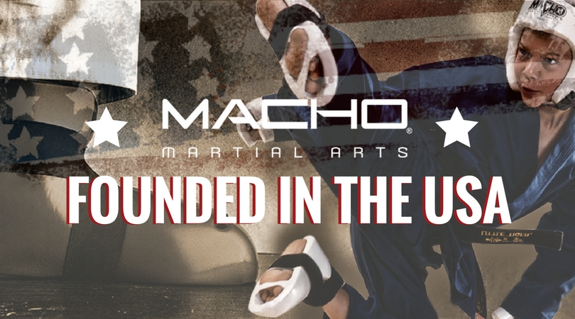 A Look Back: Macho Martial Arts, Founded In The USA