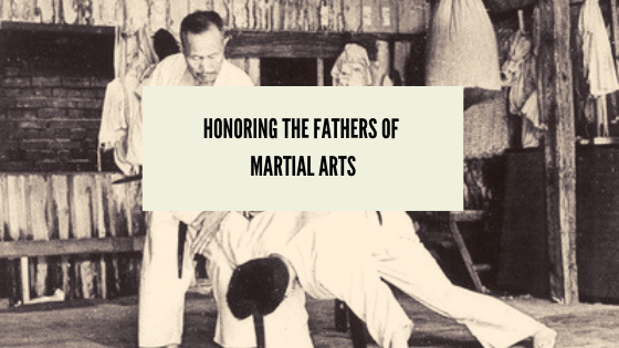 The Fathers of Martial Arts