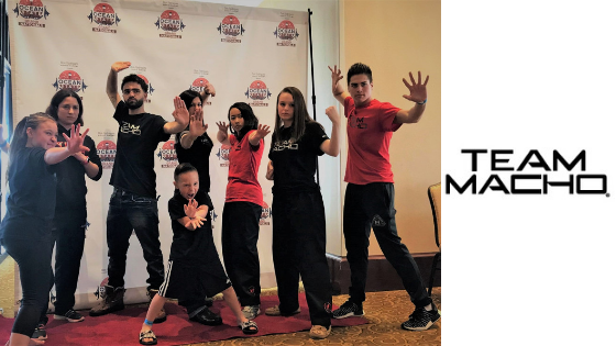Team Macho 2019 Competition Updates