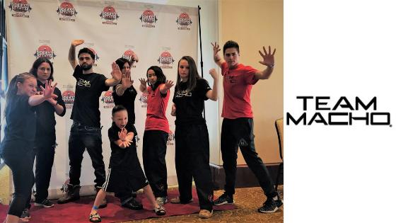 Team Macho 2019 Competition Updates
