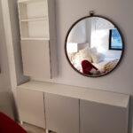 custom home improvement of dresser mirror