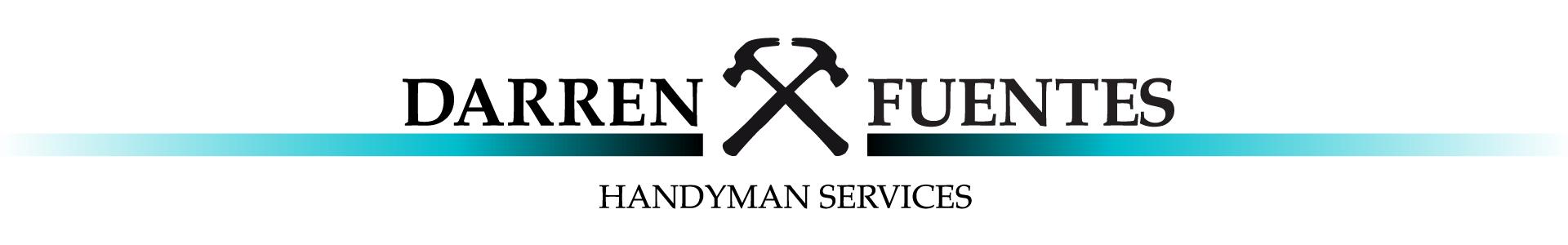 Darren Fuentes handyman Services Logo