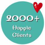 2000 happy clients