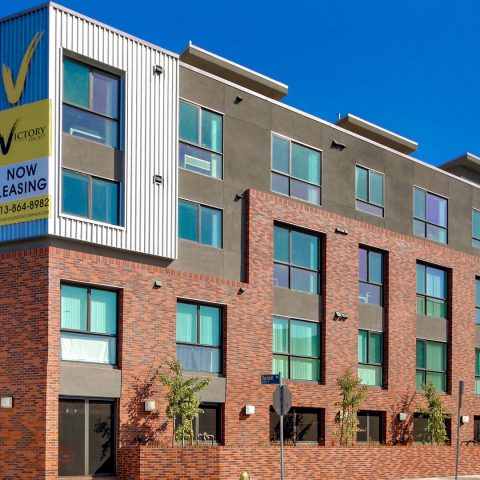 USC Student Housing Gallery: Victory on 30th