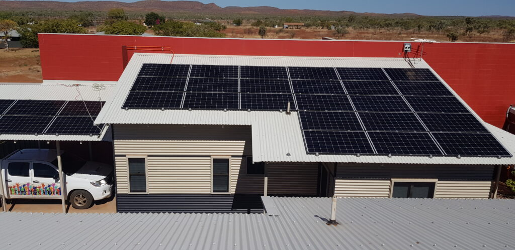 Halls Creek Solar Project